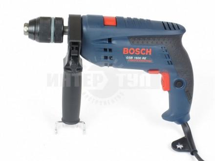 Дрель уд Bosch GSB1600RE купить в Хабаровске