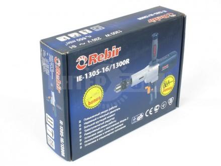 Дрель Rebir IE1305-16/1300R [3]  купить в Хабаровске